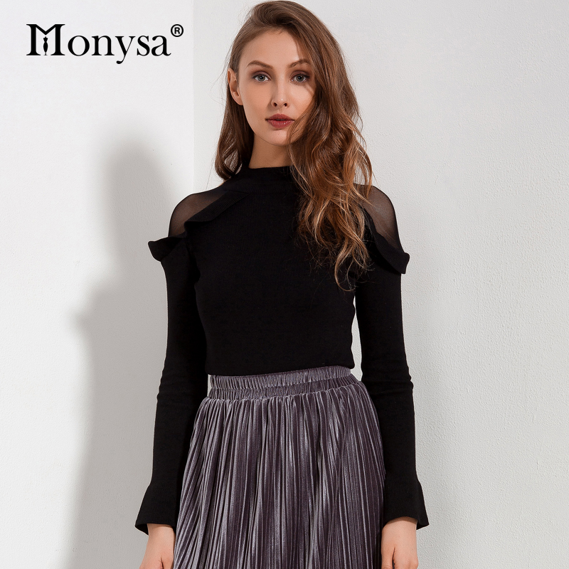 Aliexpress.com : Buy Woman Sweater Pullovers Long Sleeve ...