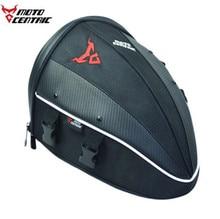 MOTOCENTRIC Motorcycle Bag Motorbike Saddle Bags Luggage Case Saddle Tail Luggage Suitcase Travel Bag Oil Travel недорого