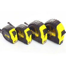 Resistance to falling Steel tape measure Portable Retractable Ruler 2m/3m/5m/7.5m/10m Precision Measuring Tool high quality portable posture 50 meters long wear resisting steel nylon feet tool measuring tape