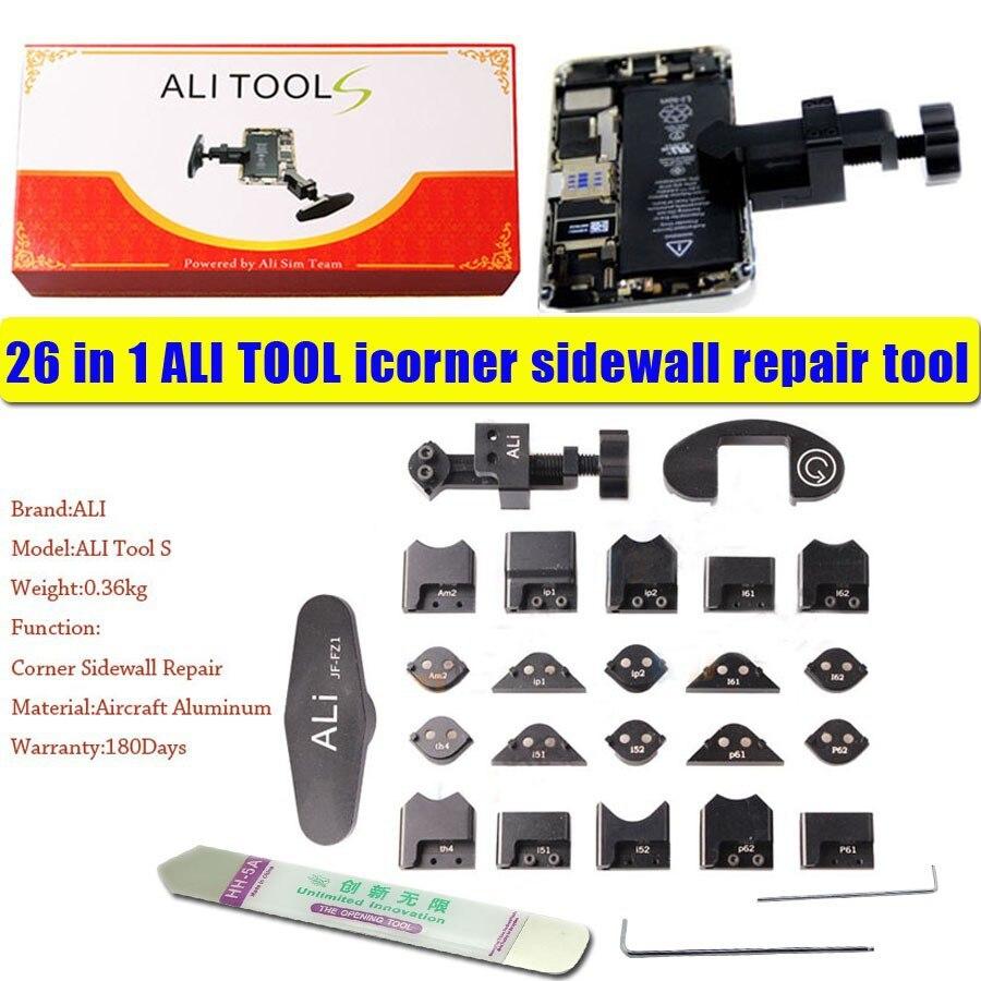 bilder für 26 in 1 ali werkzeug icorner gtool für iphone 5 5 s 6 6 plus 6 s 6sp icorne kostenloser versand