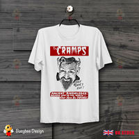 The Cramps Stay Sick Rock Cool Ideal Gift UNISEX T Shirt B454 Comfortable t shirt,Fashion Style Men Tee,2019 Hot Tees