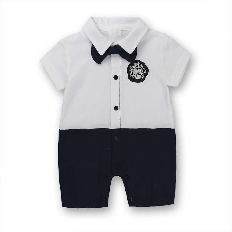 d2ae78b31 ... Formal Boys Suit Set for Baby Toddler Kids Clothes 3 6 9 12 18 Months  Outfits ...