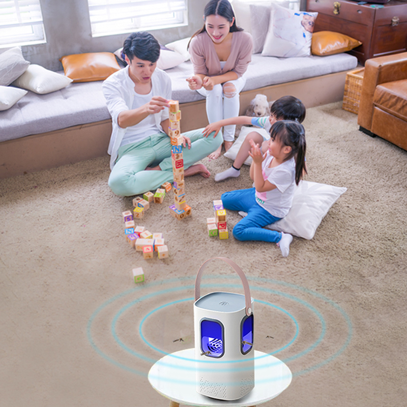 mosquito killer lamp trap insect muggen Three-dimensional biomimetic trapping suit pregnant women infants