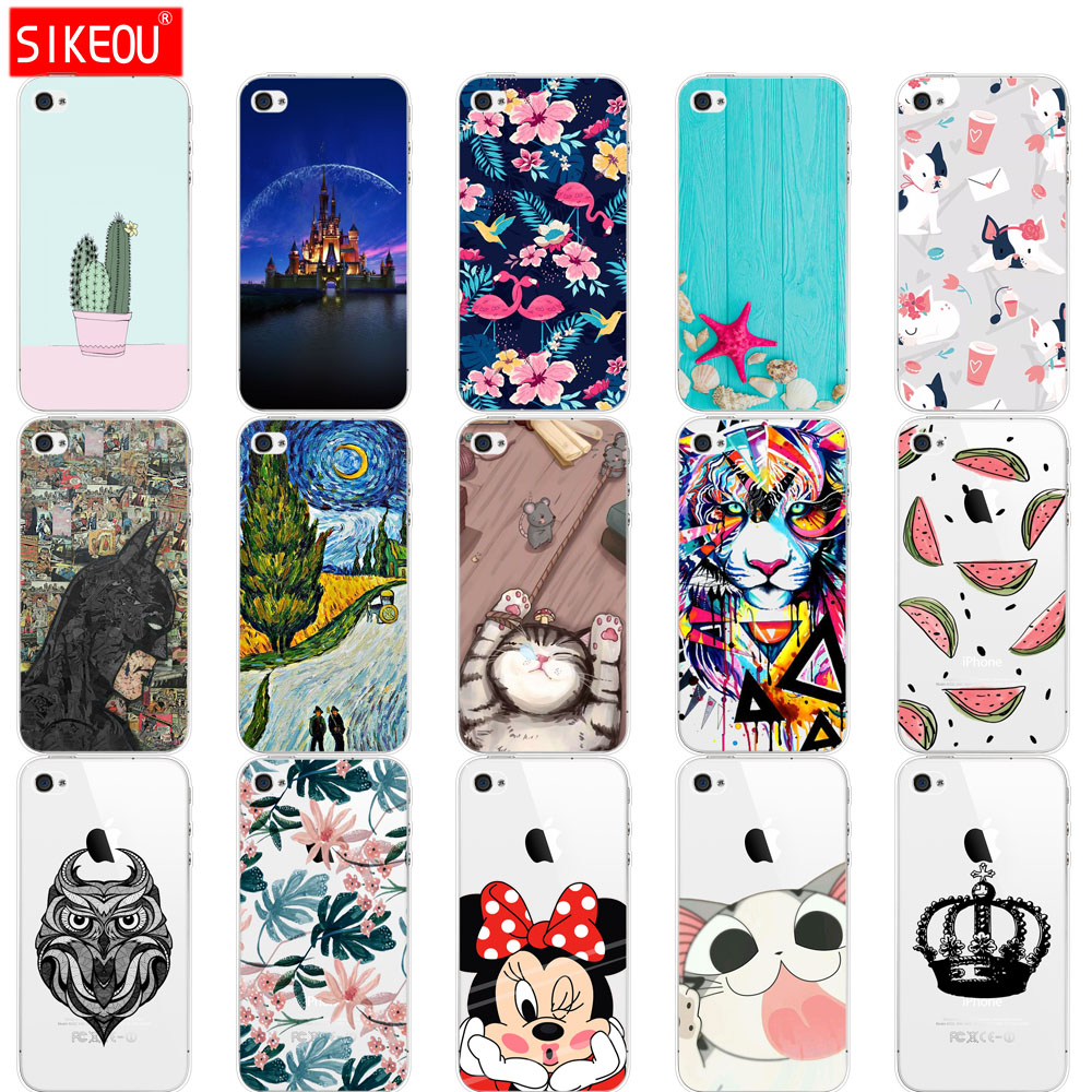 For iPhone 5 Case  4.0 inch Cute Capa For iPhone 5S Case Protect shell  For iPhone SE Case For iPhone 5 5S SE Phone Cases