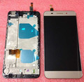 100% tetsed Lcd screen display+Touch  digitizer with frame For Huawei Honor 4X Black or Gold free shipping