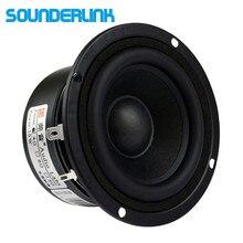 """2 sztuk/partia Audio Labs 3 """"HiFi głośniki pełnozakresowe audio monitor kina domowego surowy głośnik wysokotonowy środkowy subwoofer sterownik zestaw 3..."""