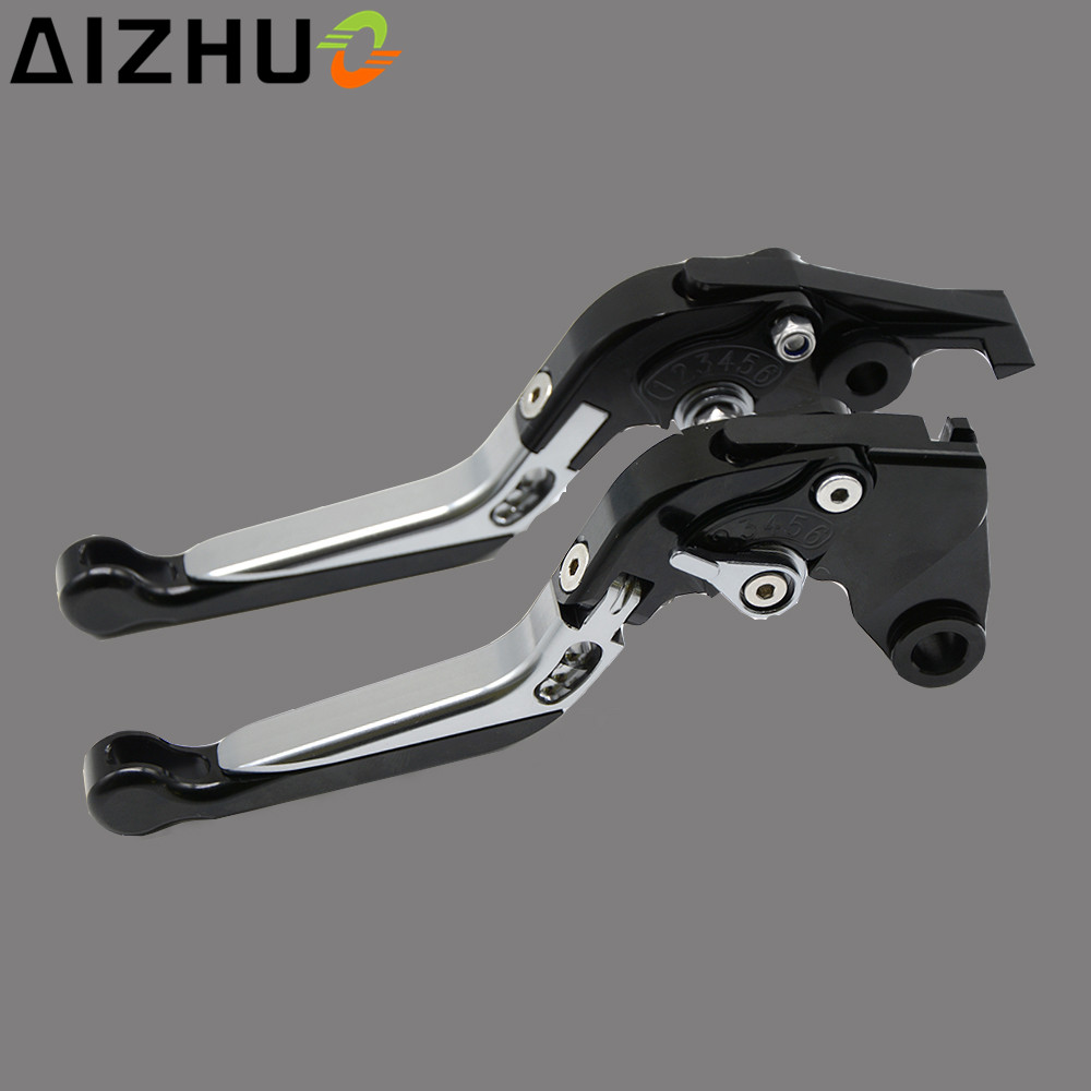 For BMW C650GT 2011-2017 Motor Levers Motorcycle Clutch Brake Lever CNC Adjustable Foldable Extendable Aluminum Clutch Lever