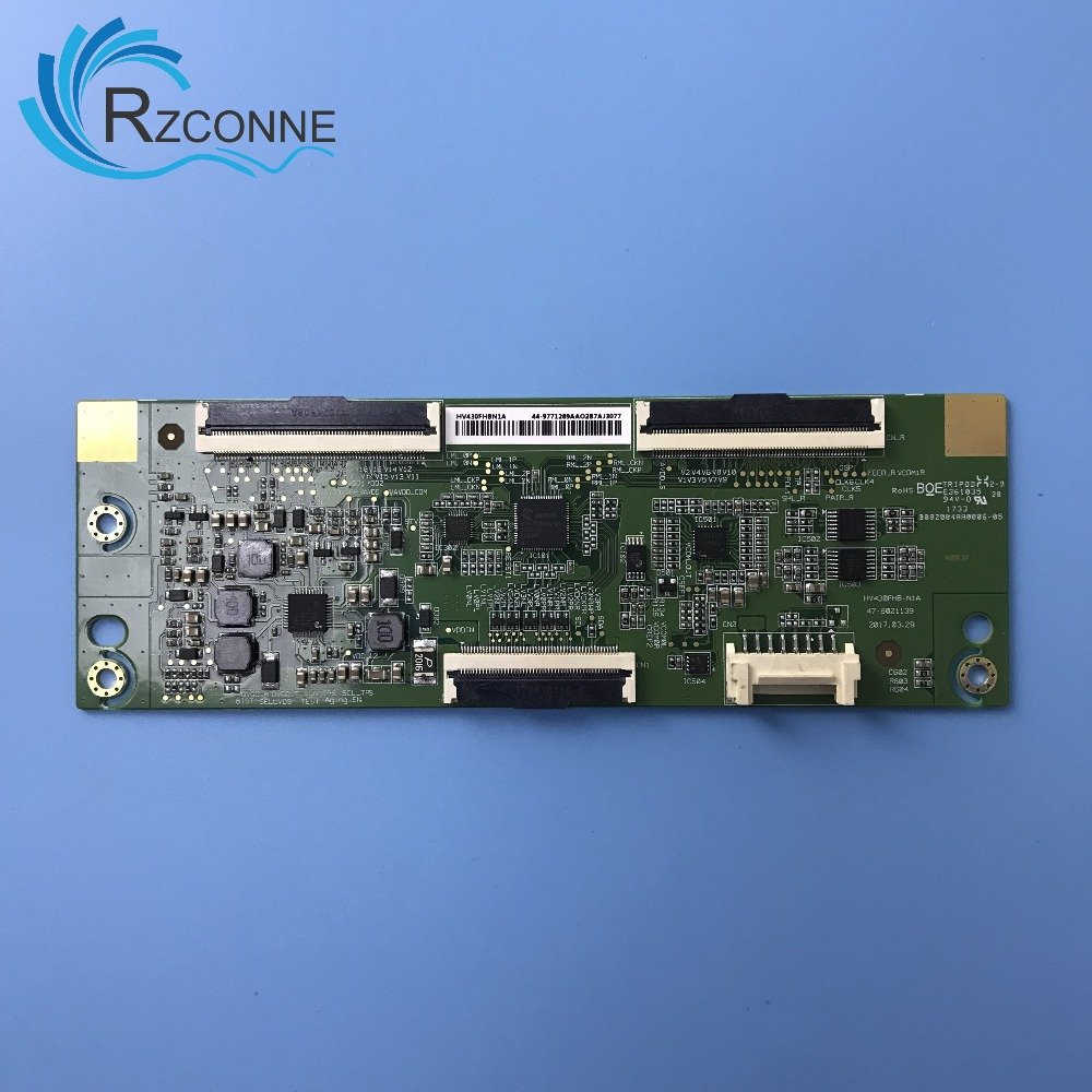Logic Board Card Supply For Samsung HV430FHBN1A T-CON Board UN43J5202AFXZA UN43J5300AFXZA UN43J5200AF