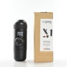 1 STÜCK Tragbare Kaffeemaschine Minipress Manuell Handheld Druck Espressomaschine Drücken