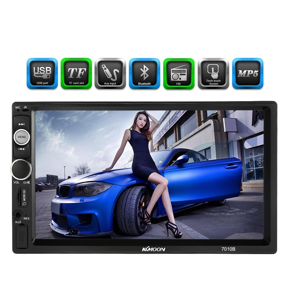 Autoradio Cassette Recorder Automagnitola 2 Din Car Radio MP5 Player Bluetooth Multimedia Car Radio USB TF