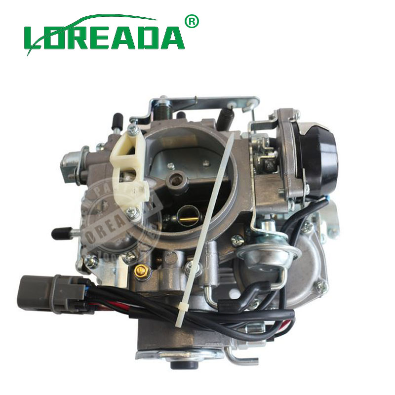 LOREADA CARBURETOR ASSY FITS for NISSAN TB42 Engine 16010-26J00 NK2599 Warranty 3000 Miles Fast Shipping Janpanese Car Parts brand new carburetor 21081 1107010 21081c for lada 081c engine high quality warranty 20000 miles fast shipping