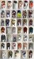 100pcs/lot za Winter Tartan Scarf 39 color Desigual Plaid Scarf New Designer Unisex Acrylic Basic Shawls Women cashmere Scarves