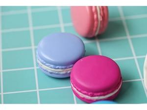 Image 5 - מרובה צבעים Macarons סימולציה אפיית לחם מלאכותי תוספות צילום אבזרי DIY קישוט תמונה לוקח תמונה אביזרים