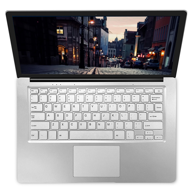 Jumper EZbook S4 14'' Laptop Windows 10 Intel J3160 Quad Core 1.6GHz 8GB RAM 256GB SSD Notebook 2.4G/5G WiFi Bluetooth(China)