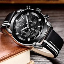 Multi-function Quartz Watch LIGE9864