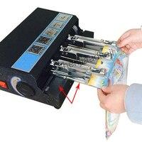 Автоматический степлер переплетный станок офисные школьные принадлежности связывающая машина бумажный степлер Электрический степлер 220 В