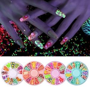 BORN PRETTY Fluorescence Nail