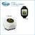 Botão de Chamada sem fio Garçom Sistema (3 Preto Relógio Pager + 30 Mesa branca Sinos de Chamada)