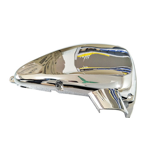 For <font><b>HONDA</b></font> <font><b>ZOOMER</b></font> <font><b>AF58</b></font> Motorcycle Accessories Chrome Airfilter cover Motorcycle airfilter Cover image