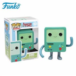 Image 2 - Funko Pop Kids Favor Cartoon Adventure Time Bmo Jake Action Figure Vinyl Poppen Ice King Collectible Model Toys Voor Verjaardag gift