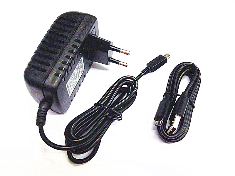AC/DC Power Charger Adapter+USB Cord For Lenovo IdeaTab