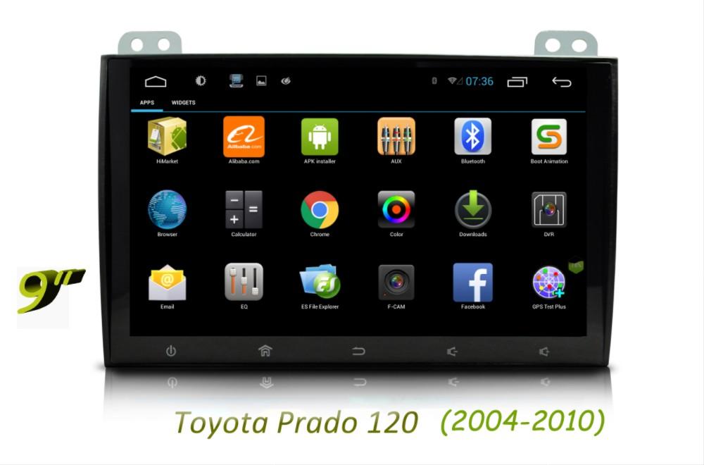 Toyota Prado 120 2004-2010 apps 2