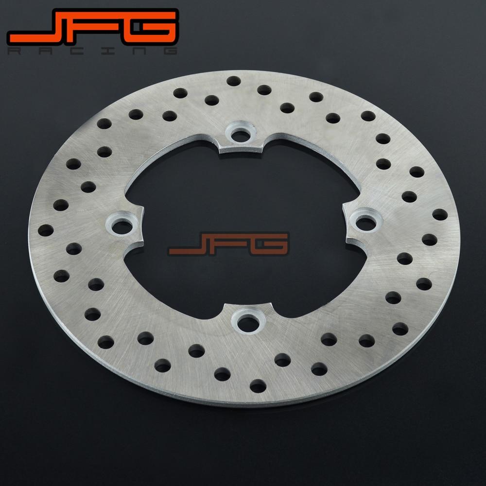 220mm Motorcycle Rear Brake Disc Rotors For HONDA CBR250RR CB250F CBR250R FES250 FES NSS VTR 250 CB400N CBR400RR CB600 Hornet бензиновый мотокультиватор honda f 220 k1 det2