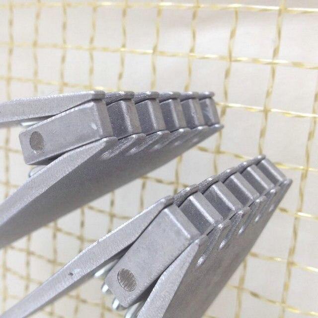 (2pcs/lot/) Brand Racket Stringing Machine,Stringing Tools, Badminton Flying Clamps- Free Shipping