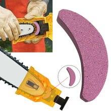 2 шт. цепная пила, точилка для зубов, точильный камень, пила, шлифовальный камень, профессиональная деревообрабатывающая цепная пила, шлифовальный инструмент