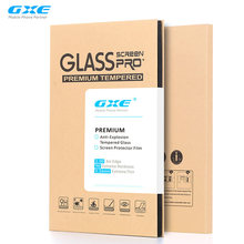 GXE Premium Tempered Glass Film For Lenovo A5000 A6000 A7000 Vibe C C2 P1m P1 P2 S1 X3 LCD Screen Protector Protective Guard(China)