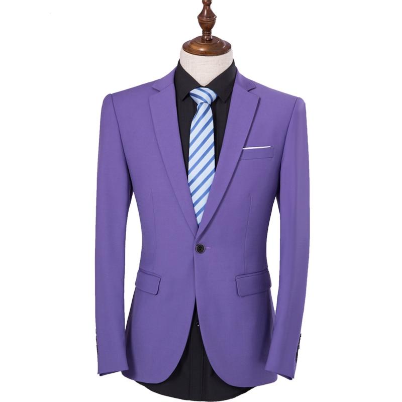 2015 nuevos hombres de Formal vestido de traje ajustado para hombre ...