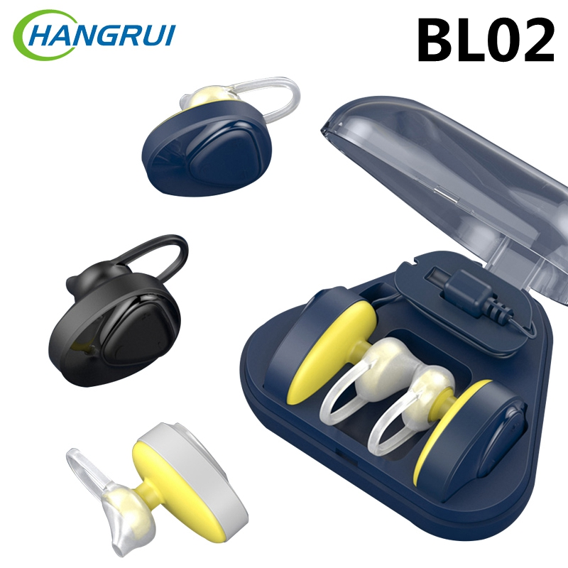 Newest Wireless Headphones Bluetooth Earphone TWS Bluetooth 4.2 HiFi Stereo Mini Wireless Earphones With 700mAh Charging Box