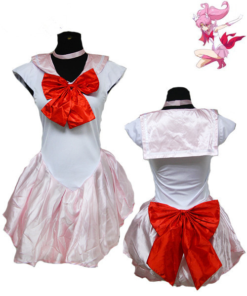 Anime costume show Sailor Moon month rabbit where Sailor Moon cosplay dress