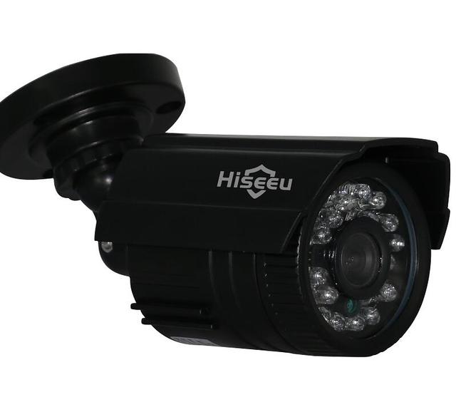CCTV Cámara 800TVL/1000TVL IR Filtro de Corte de 24 Horas Día/Visión Nocturna IR Impermeable de la Bala de Vigilancia de Vídeo Al Aire Libre cámara