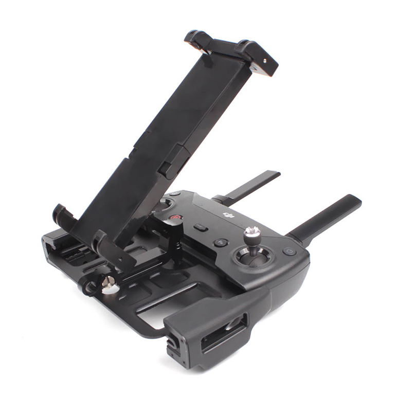 for DJI MAVIC PRO Remote Controller Metal base Tablet Mobile Phone Flat Bracket Holder for DJI MAVIC AIR for DJI SPARK цена 2017