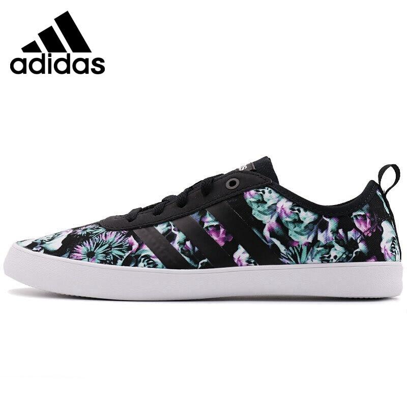 best loved 90a5e 3b67f Original Nouvelle Arrivée 2018 Adidas QT VULC 2.0 Femmes de Chaussures De  Tennis Sneakers dans Chaussures de tennis de Sports et Loisirs sur  AliExpress.com ...