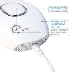 Image 5 - 900000 flash permanent IPL epilator laser hair removal electric deplidor photo painless hair remover depiladora facial dropship