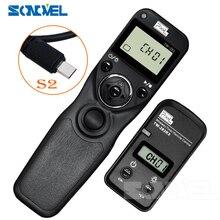 Pixel TW 283 S2 – minuterie LCD sans fil, déclencheur de commande à distance pour Sony HX300 HX50 RX100II HX50 RX100M2 RX100M3 HX400 HX60