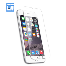 9H 0.3mm 2.5D tempered glass film for iPhone 5 5s SE Hard  Screen Protector for iPhone 6 6s 6 plus 7 7plus  4 4S with Clean Tool