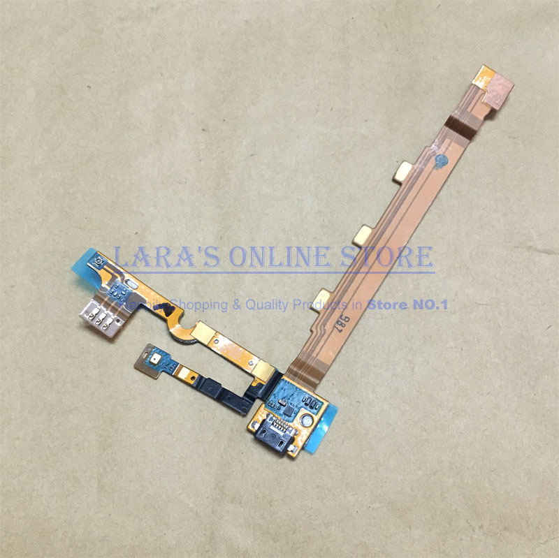 WCDMA /TD-SWCDM Version for Xiaomi Mi 3 M3 Mi3 Dock Connector Micro USB Charging Port Flex Cable with Microphone Spare Parts