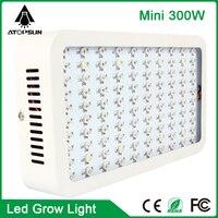 1 יחידות ספקטרום מלא Led לגדול אור 300 W AC85-265V הוביל צמחי ירקות הידרופוני מנורה לצמחים מקורה תיבת מערכת לגדול אוהל #20