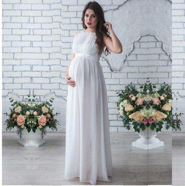 Online Shop Maternity Clothings Dresses Women Sleeveless Pink White ...