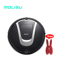 MOLISU A6 Robot Vacuum Cleaner Mop Home Floor 2017 New A6 House Sweeping Cleaning Free Shipping