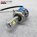 Универсальная светодиодная фара для мотоцикла 30 Вт 6000 К для KAWASAKI estrella versys 650 ninja zx 250 для YAMAHA bws 125 ybr 250 и т. Д.