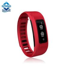 Smart Band Original Armband H6 für Android iOS mit Fitness Schrittzähler Armband Call Reminder Smartband Smartwatch Bluetooth