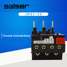 цена на JRS1D-25/Z Heat Thermal Overload Relay Protector Adjustable Electric Protection 0.1-25A