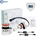 2x Plug & Play H8/H11 CRE E XHP50 72W 12000LM Car Led Headlight Daytime Running Lights Auto Fog Driving Lamp Bulb DRL 6500K