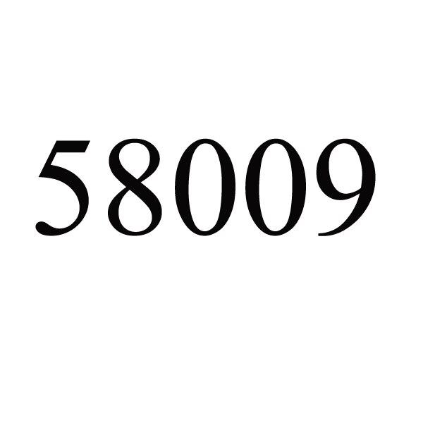 58009 #14/9/2