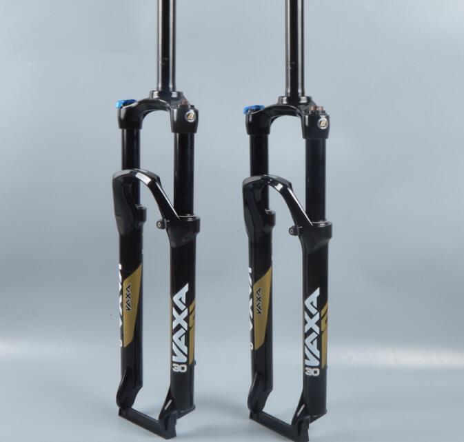 ZOOM fourchette de vélo 130mm voyage 595 montagne au printemps de l'huile 26/27. 5 accessoires vélo suspension frein à disque alliage VTT pièces XCR