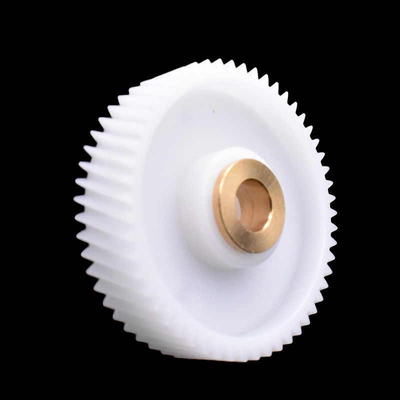 1x engranaje de plástico para Elenberg MG-2501-18-3 piezas para picadora de carne, repuestos para engranaje de plástico para picadora de carne doméstica